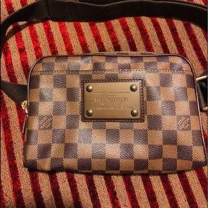 Louis Vuitton waist satchel